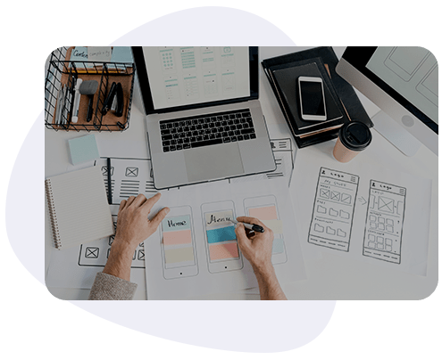 product design and Mobile UI Development
