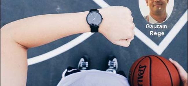 Evolution of Wearable technology in sports